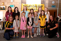 Tadley Calleva Youth FC presentation night june 2017